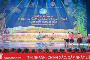 Sức sống từ các câu lạc bộ dân ca, ví giặm ở Hà Tĩnh