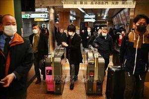 Nhật Bản ghi nhận thêm 4 trường hợp nhiễm mới nCoV không rõ nguồn lây bệnh