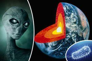 Đại dương ngầm trong lòng Trái Đất của người ngoài hành tinh