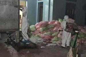 Vụ gom 620 kg khẩu trang đã qua sử dụng ở Vĩnh Phúc: Công an đang điều tra