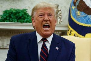 Tổng thống Donald Trump nổi giận vì nhiều người mắc Covid-19 được đưa về Mỹ