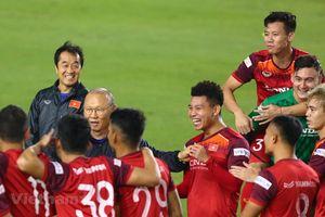 Đội tuyển Việt Nam tiếp tục đứng số 1 Đông Nam Á