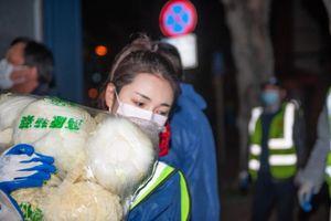 Nữ giáo viên trở thành người khuân vác vì virus corona ở Vũ Hán