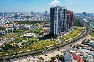 Giá chung cư tại TP.HCM tăng nhanh hơn Hà Nội 7 lần