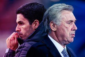 Arsenal, Everton thay đổi dưới thời Arteta và Ancelotti