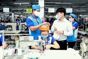 Thêm 3 triệu khẩu trang sử dụng vải dệt kim kháng khuẩn sẽ được Vinatex đưa ra thị trường