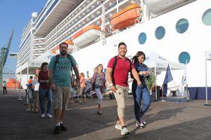 Bà Rịa - Vũng Tàu đón gần 2.500 khách quốc tế