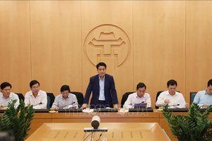 Chủ tịch TP Hà Nội: Các trường hợp từ vùng dịch ở Hàn Quốc về cần được kiểm soát chặt chẽ