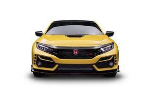 Honda Civic Type R Sport Line 2020 ra mắt, màu sơn nổi bật
