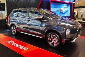 Mitsubishi Xpander 2020 trình làng: Nâng cấp nhẹ, tăng giá bán