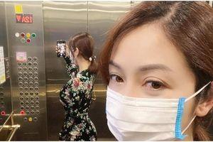 Hoa hậu Jennifer Phạm khoe body nóng bỏng sau hơn 1 tháng sinh con thứ 4