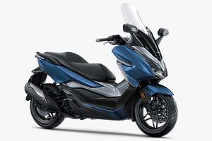 Honda Forza 300 chính thức ra mắt tại Ấn Độ