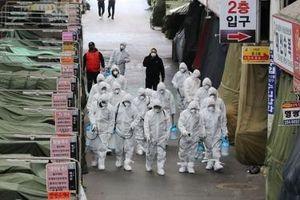 Hà Nội họp khẩn trước tình hình dịch Covid-19 lan rộng ở Hàn Quốc