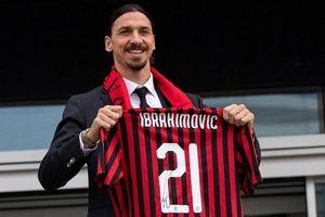 Điều khoản mới trong hợp đồng của Ibrahimovic được tiết lộ