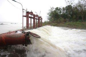 Hà Nội còn 7 quận, huyện chưa lấy đủ nước gieo cấy vụ Xuân