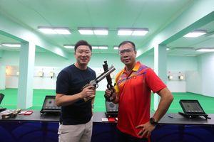 Hoàng Xuân Vinh có thể không tham dự Cup bắn súng thế giới?