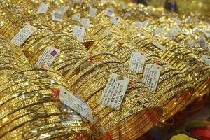 Giá vàng SJC tiếp tục tăng mạnh, lên sát 50 triệu đồng/lượng