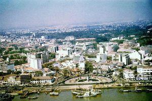 Ảnh lịch sử lý thú về Công trường Mê Linh ở Sài Gòn