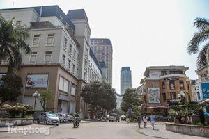 Nhịp sống trên 'Phố Hàn Quốc' ở Hà Nội