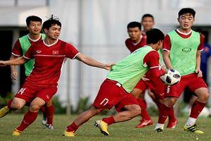 ĐT Việt Nam sẽ sử dụng công thần U23 châu Á cho trận gặp Malaysia?