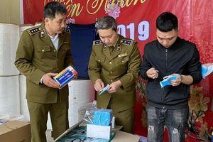 Hà Nội: Chuyển giao hơn 102.000 khẩu trang để phòng, chống dịch