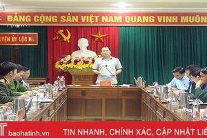 Lộc Hà sẵn sàng cho một kỳ đại hội thành công