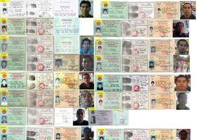 Khai báo gian dối về giấy phép lái xe sẽ bị xử phạt nặng