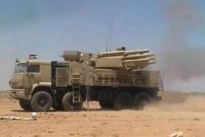 Pantsir-S1 Syria vô hiệu hóa toàn bộ pháo phản lực phóng loạt của Thổ Nhĩ Kỳ?