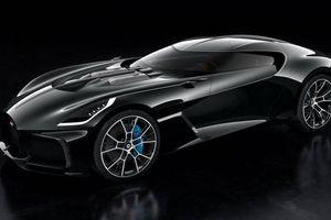 Những mẫu siêu xe Bugatti đẹp mê hồn nhưng không đủ tiền để sản xuất
