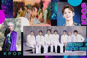 Kpop tuần qua: IZ*ONE chính thức comeback, BTS công phá thành tích với sản phẩm mới, Chen (EXO) viết thư xin lỗi fan, Wendy (Red Velvet) tự cập nhật tình hình sức khỏe