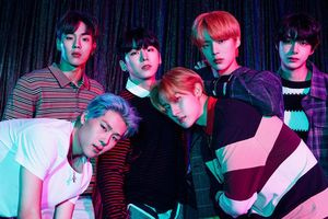 Monsta X tiến vào top 5 BXH Billboard 200 với album 'All About Luv'