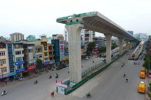 Toàn cảnh đường Vành đai 2 trên cao 'giải cứu' giao thông Thủ đô sau gần 2 năm thi công