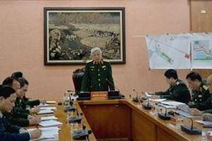 Rà soát công tác chuẩn bị tổ chức Triển lãm Quốc phòng Quốc tế Việt Nam 2020