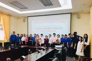 Tuyên dương và trao giải thưởng Phạm Ngọc Thạch năm 2020 cho 28 bác sĩ trẻ