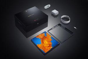 Lộ diện mẫu smartphone màn hình gập với kết nối 5G