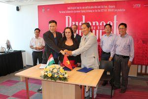 Việt Nam-Hungary hợp tác sản xuất phim