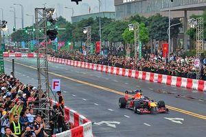 Khó khăn và thách thức với chặng đua F1 tại Việt Nam