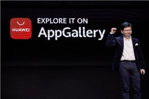 HUAWEI AppGallery nền tảng phân phối ứng dụng chính thức của Huawei