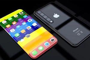 Apple chuẩn bị 'khai sinh' mẫu iPhone lạ: Trông như tấm kính