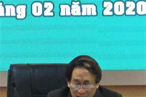Hội nghị triển khai công tác đào tạo và tuyển sinh năm 2020