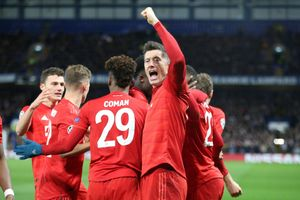 Chelsea 0-3 Bayern: 'Hùm xám' giương oai tại Stamford Bridge