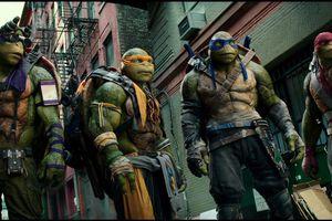 Ninja Rùa phiên bản reboot hứa hẹn sẽ đen tối hơn rất nhiều