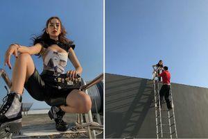 Hé lộ người bạn stylist kiêm photo 'cùng Chi Pu băng qua bao đại dương' để cho ra những shoot hình đẹp