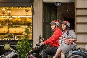 Người dân TP.Hồ Chí Minh 'chịu chi' đồ ăn trực tuyến hơn Hà Nội