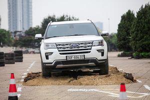 Ford Việt Nam áp dụng giá bán mới cho SUV Explorer