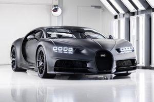 Mãn nhãn với Bugatti Chiron thứ 250