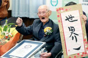 Cụ ông qua đời sau 12 ngày được công nhận là cụ ông già nhất thế giới