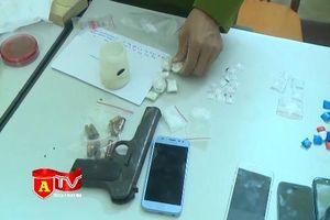 Lực lượng Công an bắt giữ gần 2.000 đối tượng phạm tội về ma túy