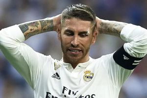 Đoạn kết buồn chờ Ramos tại Real Madrid