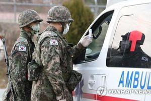 Thêm 2 sĩ quan Hàn Quốc nhiễm virus corona